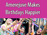 Free Facials on your Birthday at Amerejuve