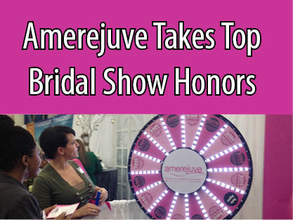 The Houston Bridal Extravaganza Show honors Amerejuve MedSpa