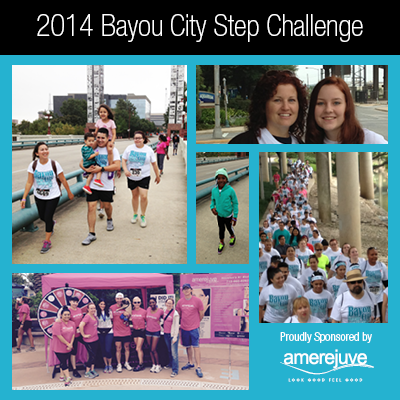 Photos from the 2014 Bayou City Step Challenge.