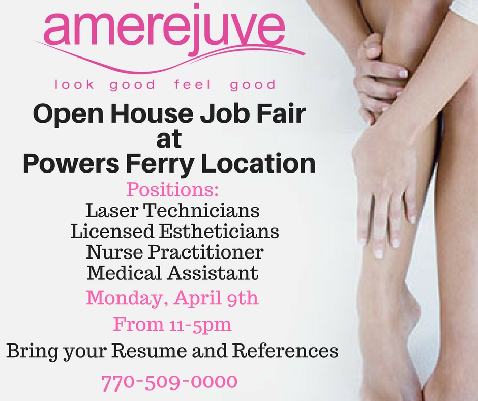 Open House job fair