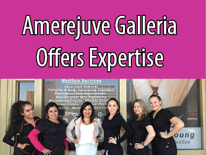 Amerejuve Galleria Offers Expertise, Warmth