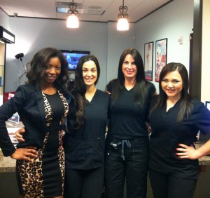 Amerejuve Katy MedSpa staff are motivated by the changes they see in their clients' lives.