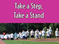 Take a Step, Take a Stand for PCOS Awareness with Amerejuve MedSpa.