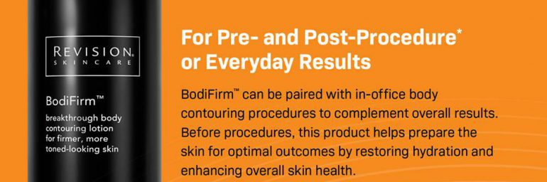 BodiFirm™ | Revision Skincare® –  firm, tighten and lift the appearance of skin