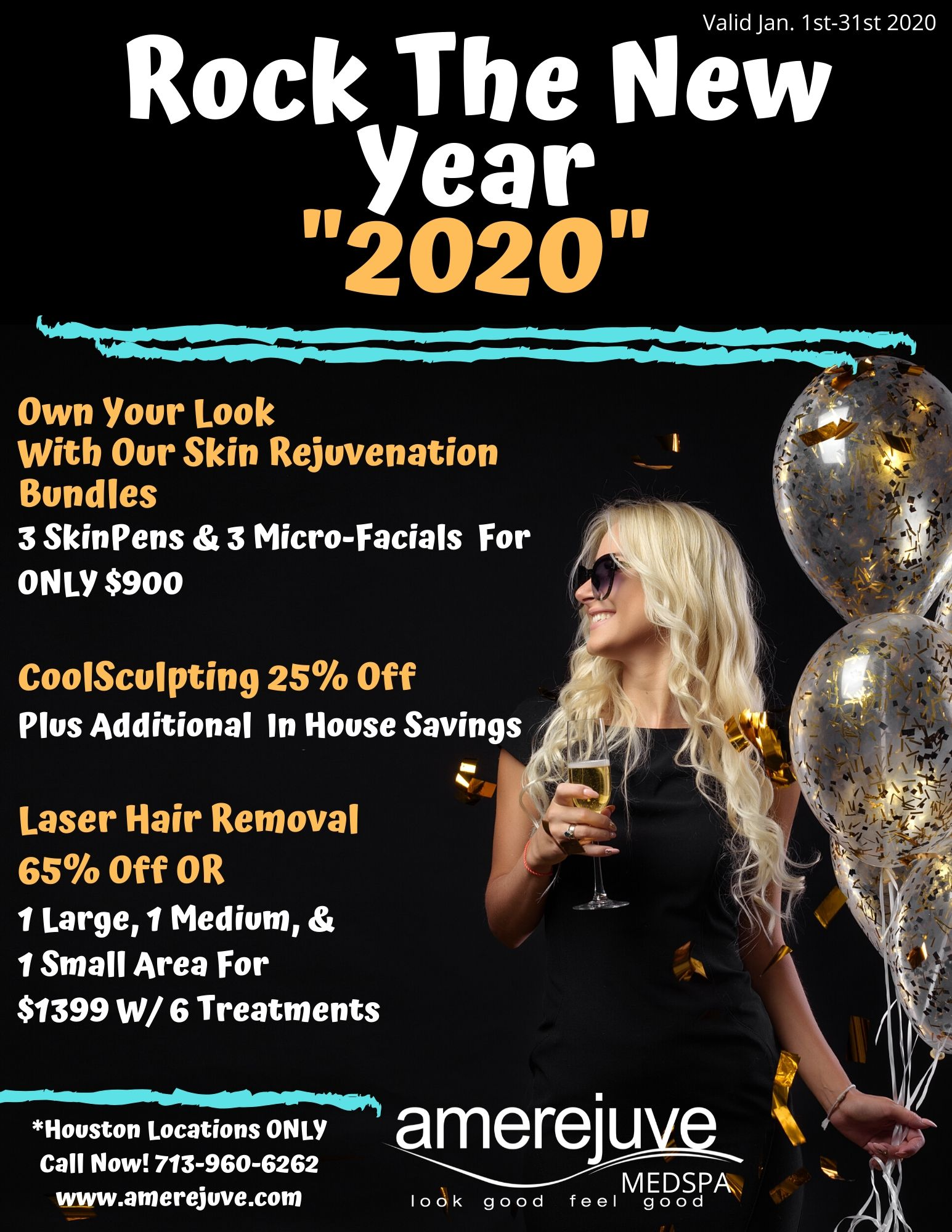 Medspa deals Houston, TX