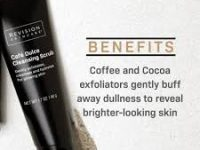 Café Dulce Cleansing Scrub by Revision Skin Care